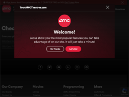 AMC Theatres gift card balance check