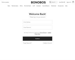 Bonobos gift card balance check