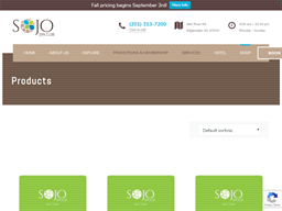 SoJo Spa Club gift card purchase