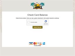 Si Senor Beaverton gift card balance check
