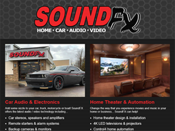 Sound FX East Providence shopping