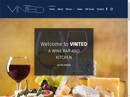 Vinted Wine Bar and Kitchen shopping