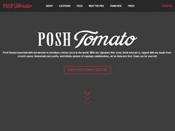 Posh Tomato shopping