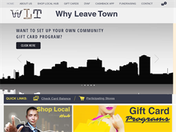 Forbes Why Leave Town shopping
