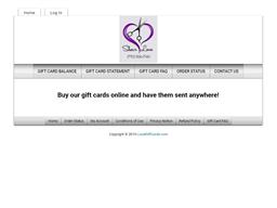 Shear Love gift card purchase