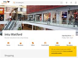 intu Watford shopping