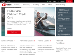 HSBC Bank gift card purchase
