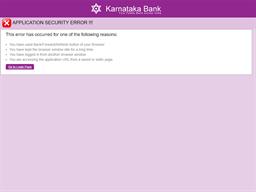 Karnataka Bank gift card purchase