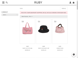 RUBY shopping