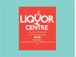 Liquor Centre gift card purchase