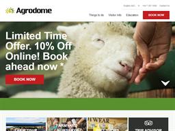 Agrodome shopping