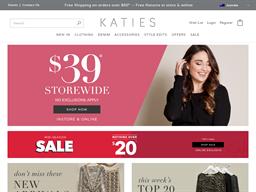 Katies shopping