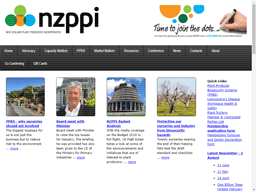 New Zealand Plant Producers Incorporated (NZPPI) shopping