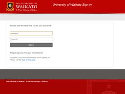 University of Waikato gift card balance check