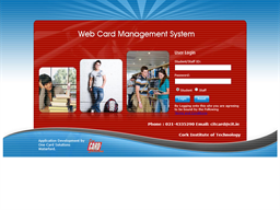 Cork institute of Technology CIT gift card balance check