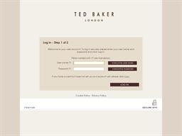 Ted Baker gift card balance check