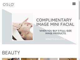 OSLO Beauty shopping