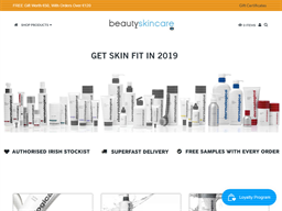 Beauty Skincare shopping