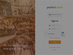 Blanchardstown Centre gift card balance check