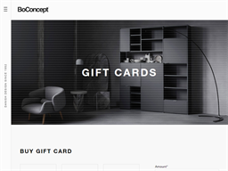 Designer Furniture gift card balance check