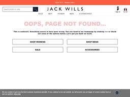 Jack Wills gift card balance check