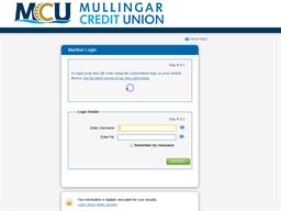 Mullingar Credit Union gift card balance check