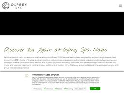 Osprey Spa shopping