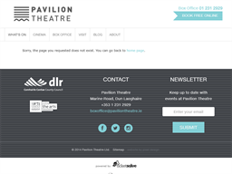 Pavilion Theatre gift card balance check