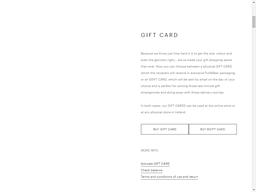 Pull & Bear Ireland gift card purchase