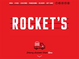 Rocket's shopping