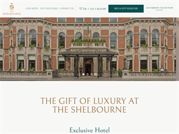 The Shelbourne shopping
