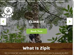 Zipit Forest Adventures Cork shopping