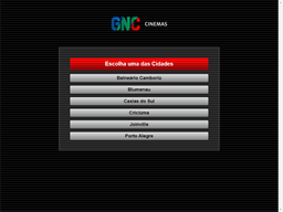 GNC Cinemas shopping