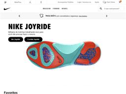 Nike shopping