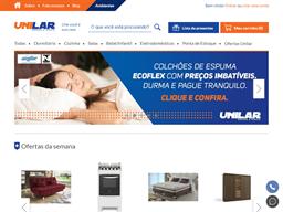 Lojas Unilar shopping