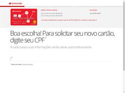 Santander gift card balance check