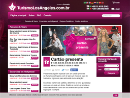 Ticmate Turismo Los Angeles gift card purchase