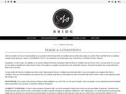 SoHo Bride gift card purchase