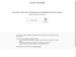 Kurt Geiger gift card balance check