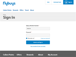 Flybuys gift card balance check