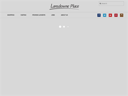 Lansdowne Place gift card purchase