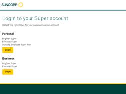 Suncorp Super gift card balance check