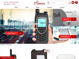 Canada Satellite shopping