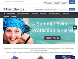 Healthwick shopping