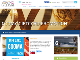 Cooma gift card purchase