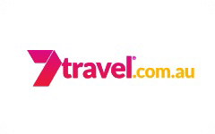 7travel gift card design and art work