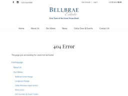 Bellbrae Estate gift card purchase