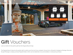 Pagoda Resort & Spa gift card purchase