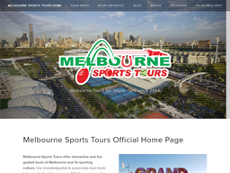 Melbourne Sports Tours shopping