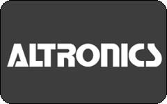 Altronics gift card design and art work